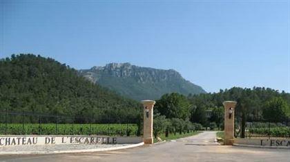Chateau de l'Escarelle domaine viticole proche la roquebrussanne