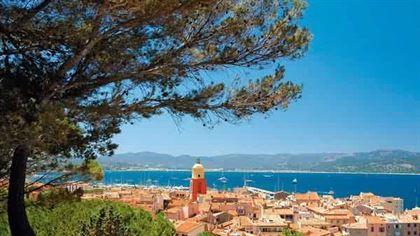 Saint-Tropez south of France