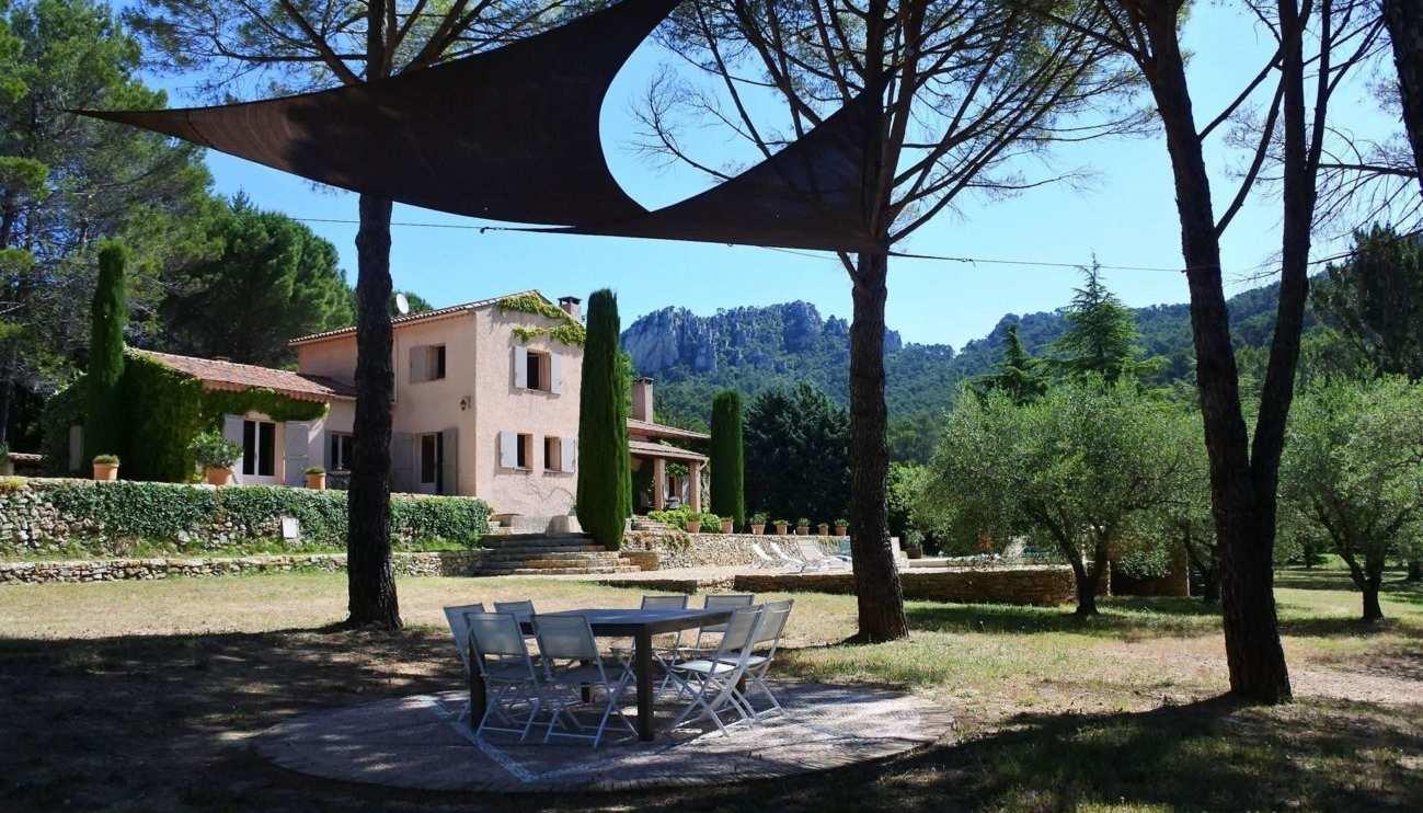 maison d'hôtes de charme en Provence Verte