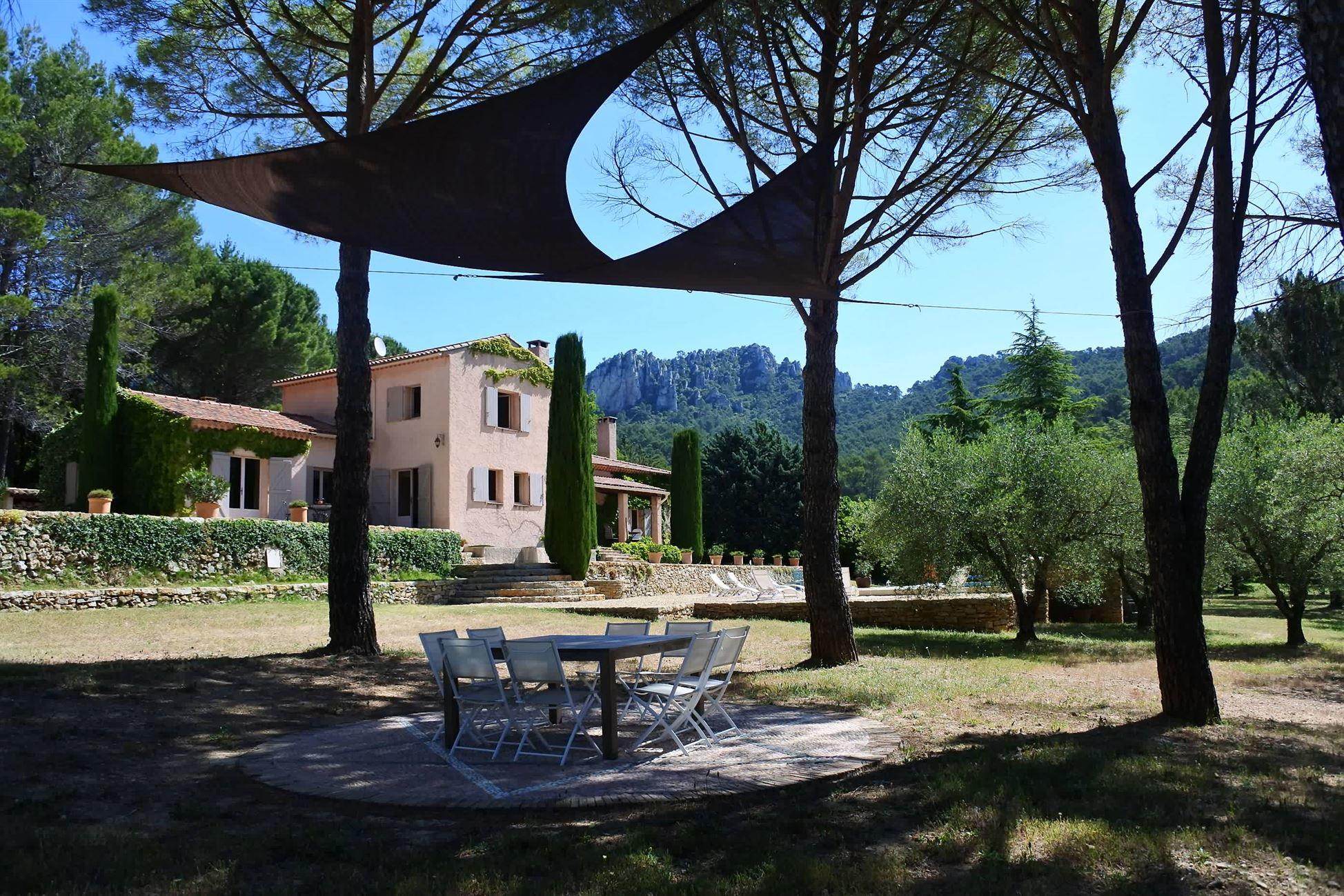 charming bed and breakfast in Provence