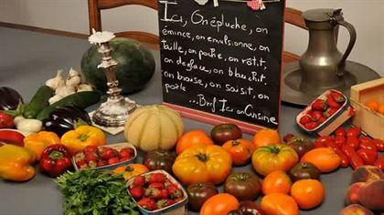 Restaurants in Provence Verte, and Gastronomy in the Var