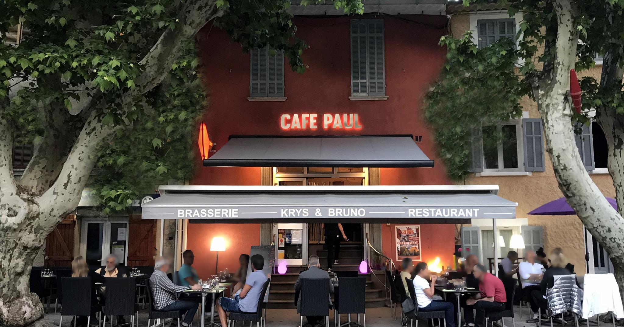 cafe paul provence