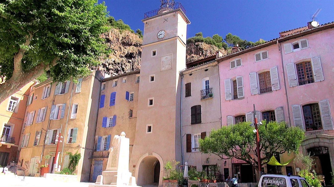 Joli village de Provence