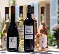 vin de provence château des Chaberts