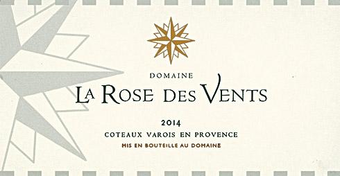 Vin de Provence domaine viticole la rose des vents rosé varois