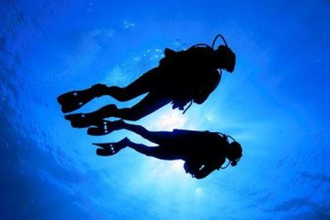Scuba Diving in France
