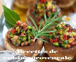recette cuisine provencale