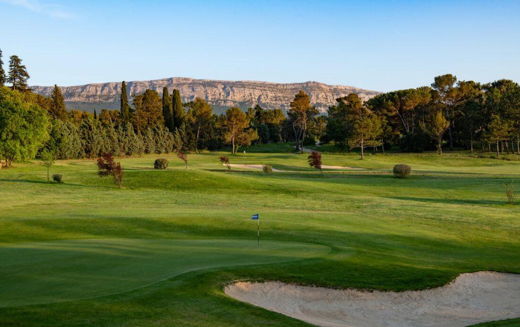 golf provence sainte Baume