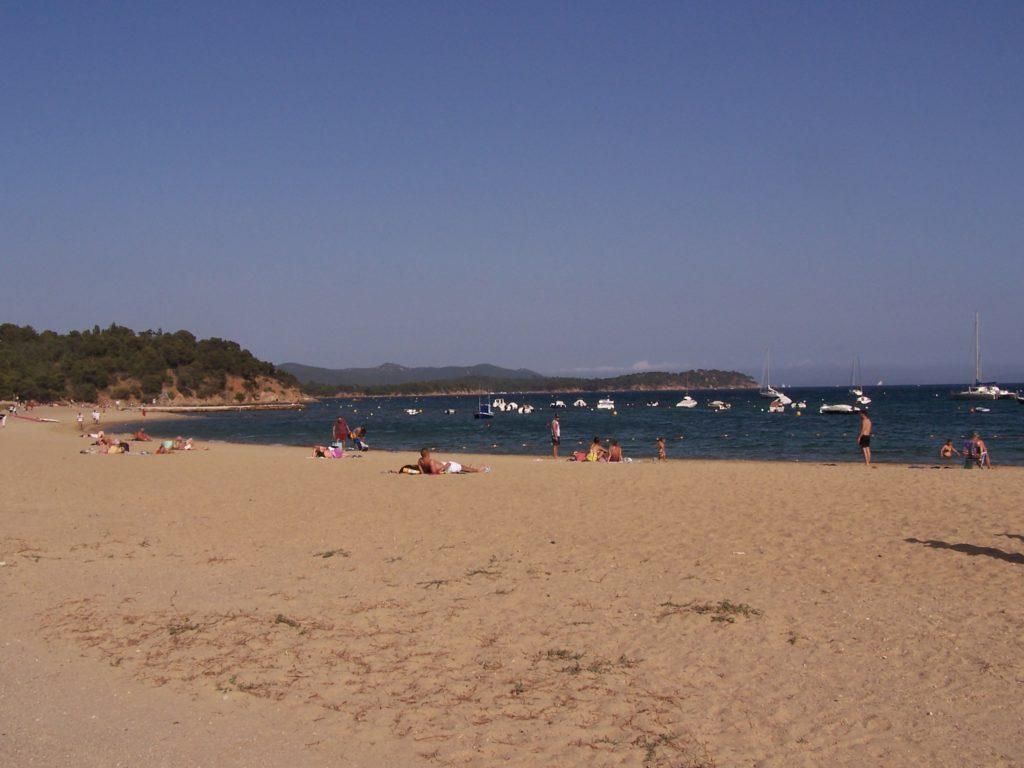 plage argentière la Londe les Maures bastide de la provence verte
