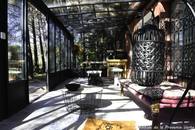 cuisine chambre hote provence