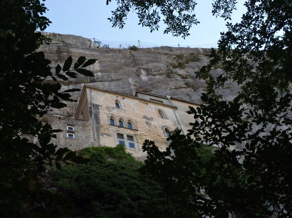 Randonnée de la grotte Sainte Baume