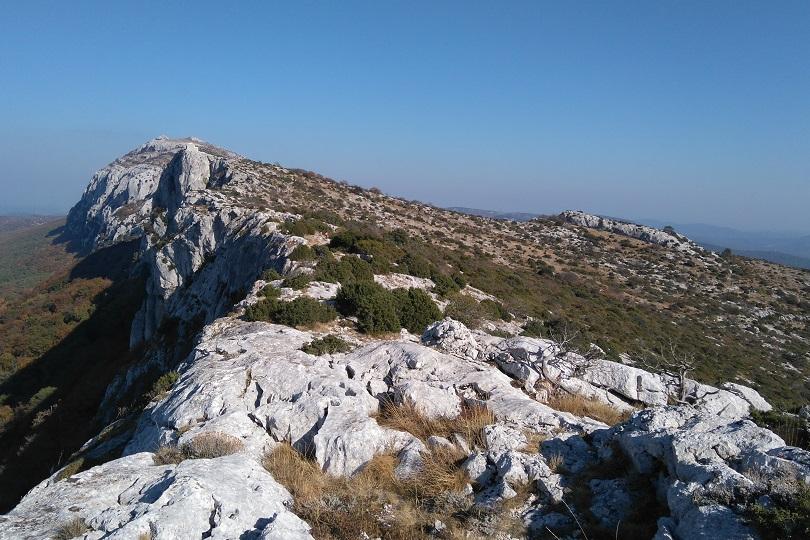 parc naturel de la sainte Baume