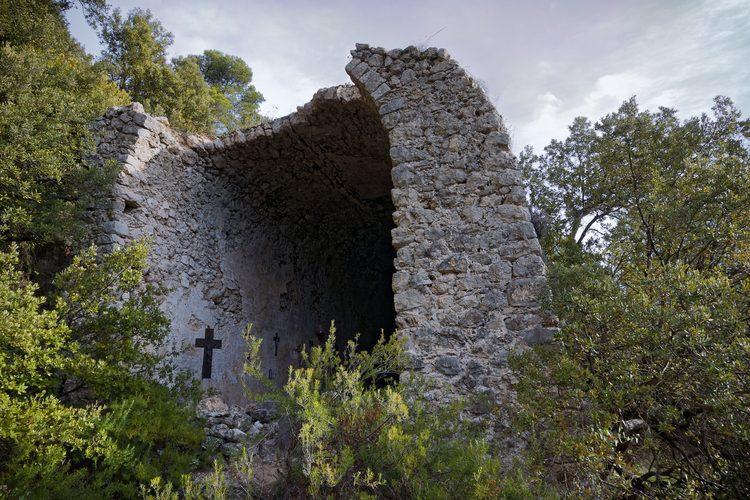 chapelle saint andré la roquebrussanne