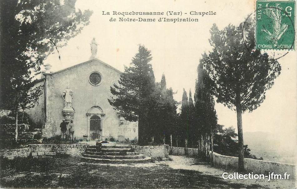 chapelle Notre Dame de La Roquebrussanne