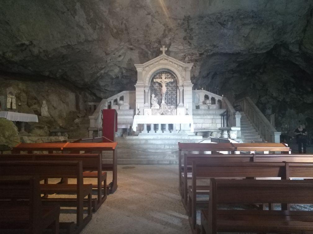 Grotte de Marie Madeleine sainte baume