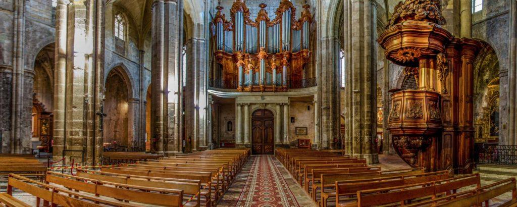 basilique de Saint Maximmin