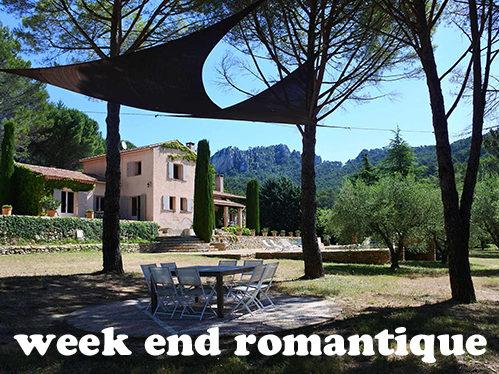 week end romantique